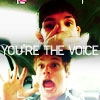 You're the voice :33333333333