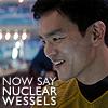 Sulu, Chekov, Nucclear Wessels