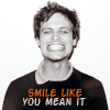Campaspe: Criminal Minds \\ Gube; teeth