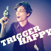 Campaspe: Criminal Minds \\ Reid; trigger happy
