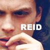 Campaspe: Criminal Minds \\ Reid; lips