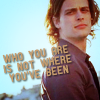 Campaspe: Criminal Minds \\ Reid; who you are