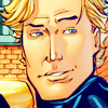 BOOSTER GOLD: I am home now and my cowl is off?