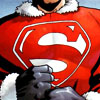 superman (santa shield)