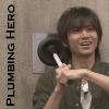 Hikaru: Koichi plumbing hero