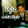SPN: Cas porn is confusing