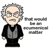 Father Ted Ecumenical