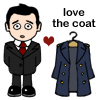 Ianto Coat Love