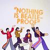 Gaffsie: Beatle-proof