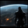 Mass Effect 3: Earth is burning