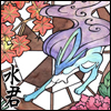 Suicune Stained Glass