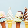 cute food: icecream