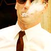 mad men; don » smoking hot