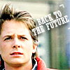 Celia: [Back To The Future] Marty let's go back