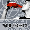 Ville Valo Graphics