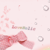 loveholic bow