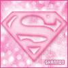 Shannon - Supergirl Pink