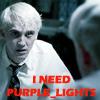 I need purpleLights