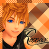 Roxas Orange Plaid