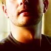 ginger vic: fringe: peter close up