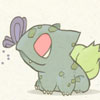 Bulbasaur || I wanna be your friend ♥