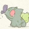 Bulbasaur || I wanna be your friend ♥
