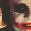 The Joker: say cheese