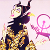 Ruth: Disney ~ Maleficent & Diablo