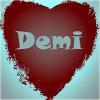 Demi heart