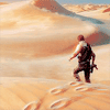 uncharted / desert trek