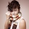 Geunsuk with a scarf cuuuute