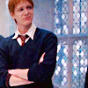Fred Weasley: Wands out.