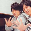 Arashi ☂ Sakumiya hands