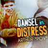 merlin - damsel in distress