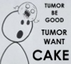 Tumor Want Cake