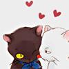 Gin/Kat kitten