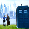 darkly_ironic: 10/Rose with TARDIS