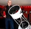 telescope Chris, Meade Lightbridge Dobsonian