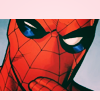 incywincyhero: spidey: this is my thinky face