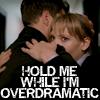 overdramatic