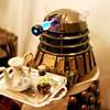 Brilliant, but scary: dalek tea