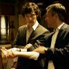 Sherlock: Lestrade doesn't smoke