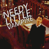 ellymelly: needly little vampire