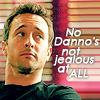 damaduende: Jealous Danno