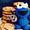 Lily: kurabiye canavarı