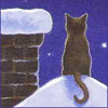 addie71: (Winter) Cat on Roof