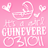 Baby - It's a Girl Guinevere