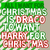 Kitty: Holiday // Draco wants Harry