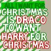 Kitty: Holiday // Draco wants Harry