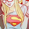 that's a bingo!: SUPERGIRL ✘ s is for sassy.